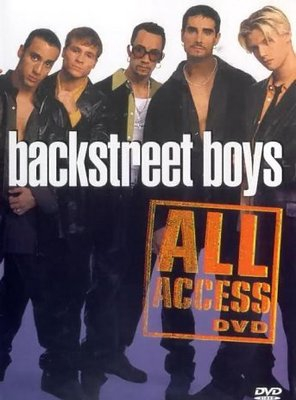 Poster of Backstreet Boys: All Access Video