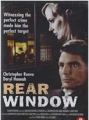 Poster of Rear Window