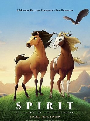 Poster of Spirit: Stallion of the Cimarron