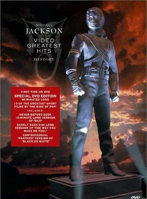 Poster of Michael Jackson: Video Greatest Hits - HIStory