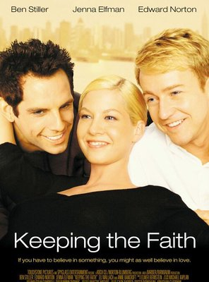 Poster of Keeping the Faith