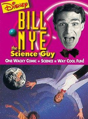 Poster of Bill Nye, the Science Guy