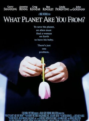 Poster of What Planet Are You From?