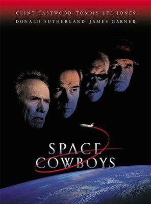 Poster of Space Cowboys