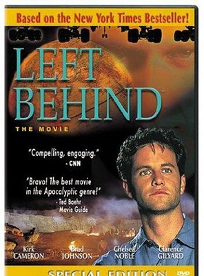 Poster of Left Behind: The Movie