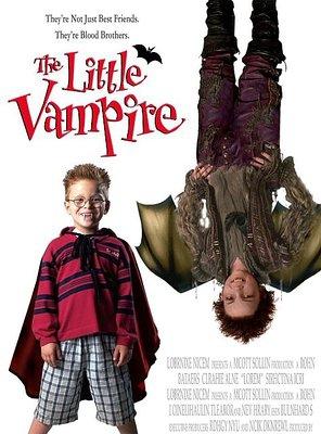 Poster of The Little Vampire