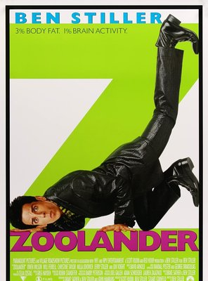 Poster of Zoolander
