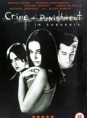Poster of Crime + Punishment in Suburbia
