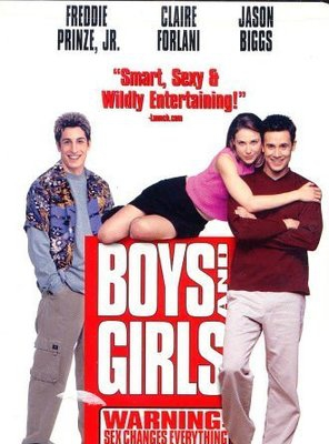 Poster of Boys and Girls