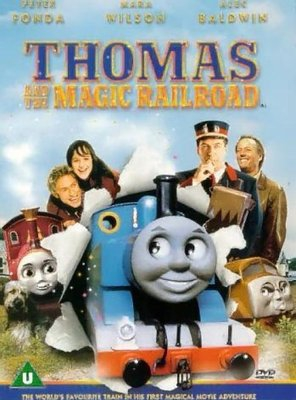 Poster of Thomas and the Magic Railroad