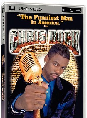 Poster of Chris Rock: Bigger & Blacker