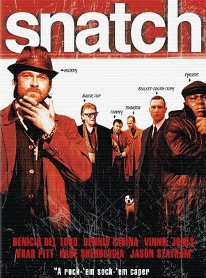 Poster of Snatch.