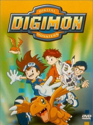 Poster of Digimon: Digital Monsters