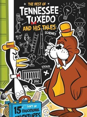 Poster of Tennessee Tuxedo and His Tales