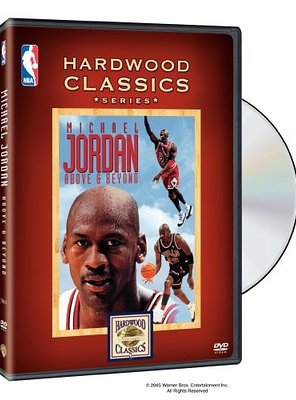 Poster of Michael Jordan, Above and Beyond