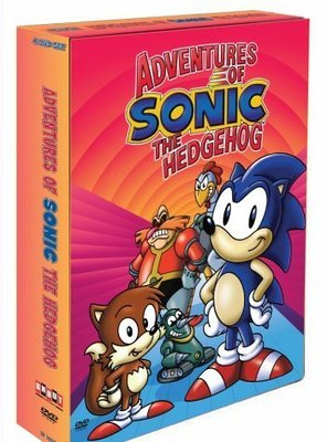 Poster of Adventures of Sonic the Hedgehog