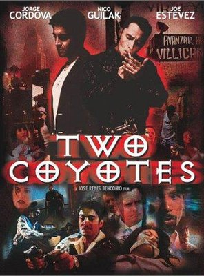 Poster of Two Coyotes