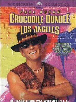 Poster of Crocodile Dundee in Los Angeles