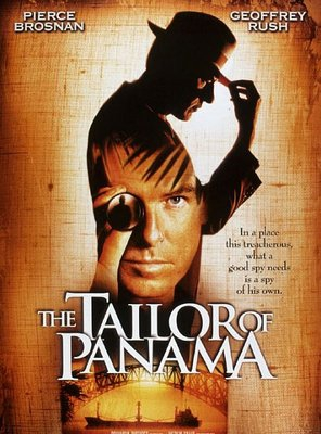 Poster of The Tailor of Panama