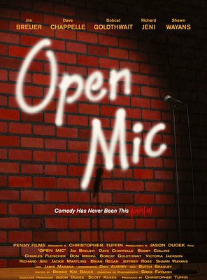 Poster of Open Mic