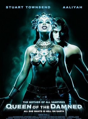Poster of Queen of the Damned