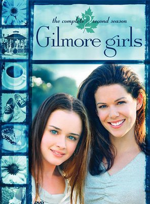 Poster of Gilmore Girls