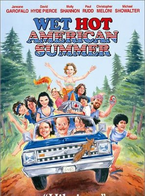 Poster of Wet Hot American Summer