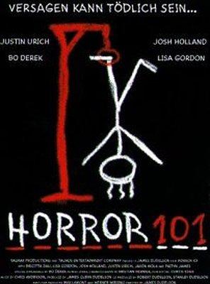 Poster of Horror 101