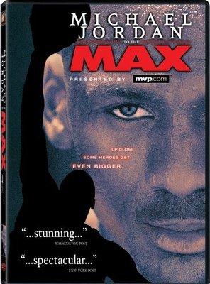 Poster of Michael Jordan to the Max