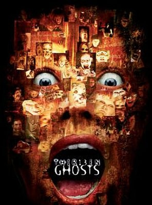 Poster of Thir13en Ghosts