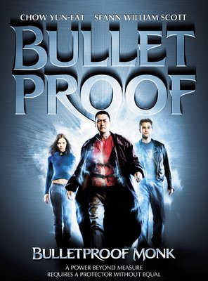 Poster of Bulletproof Monk