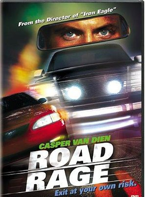 Poster of Road Rage