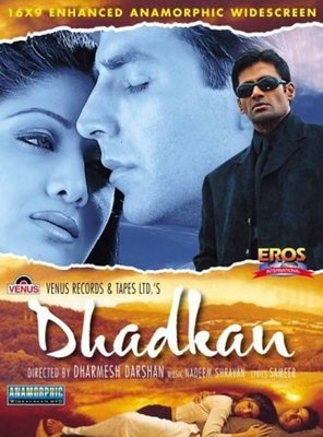 Poster of Dhadkan