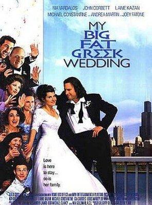 Poster of My Big Fat Greek Wedding