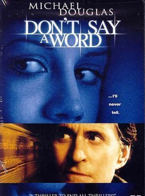 Poster of Don't Say a Word