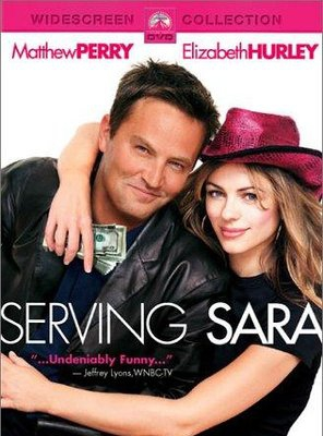 Poster of Serving Sara