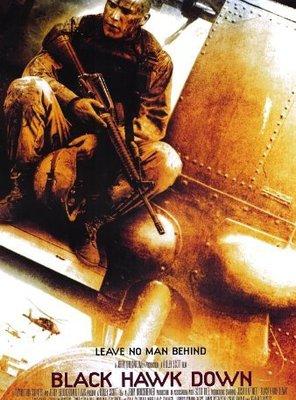Poster of Black Hawk Down