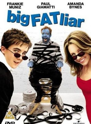Poster of Big Fat Liar