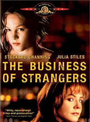 Poster of The Business of Strangers