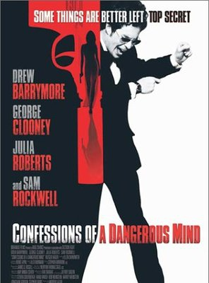 Poster of Confessions of a Dangerous Mind