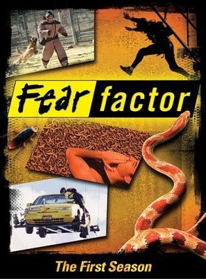 Poster of Fear Factor