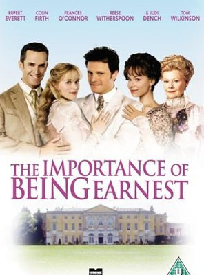 Poster of The Importance of Being Earnest