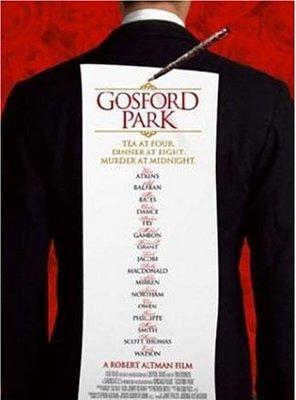 Poster of Gosford Park