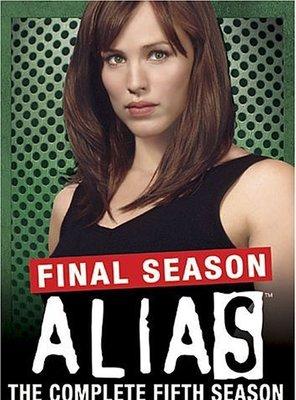 Poster of Alias
