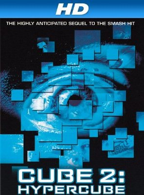 Poster of Cube²: Hypercube