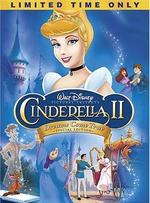 Poster of Cinderella II: Dreams Come True