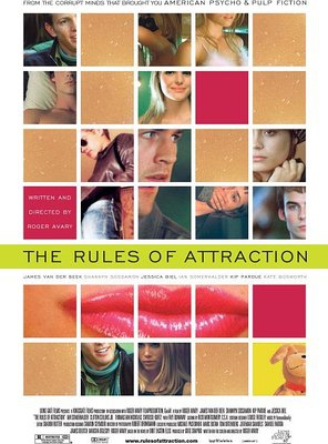 Poster of The Rules of Attraction