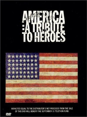 Poster of America: A Tribute to Heroes