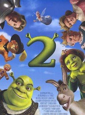 Poster of Shrek 2
