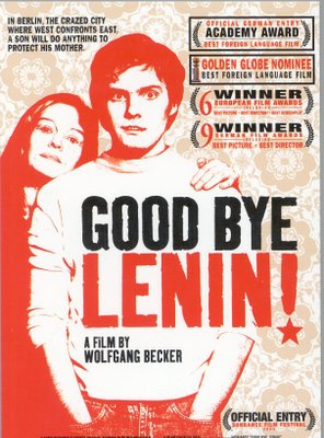 Poster of Good Bye Lenin!